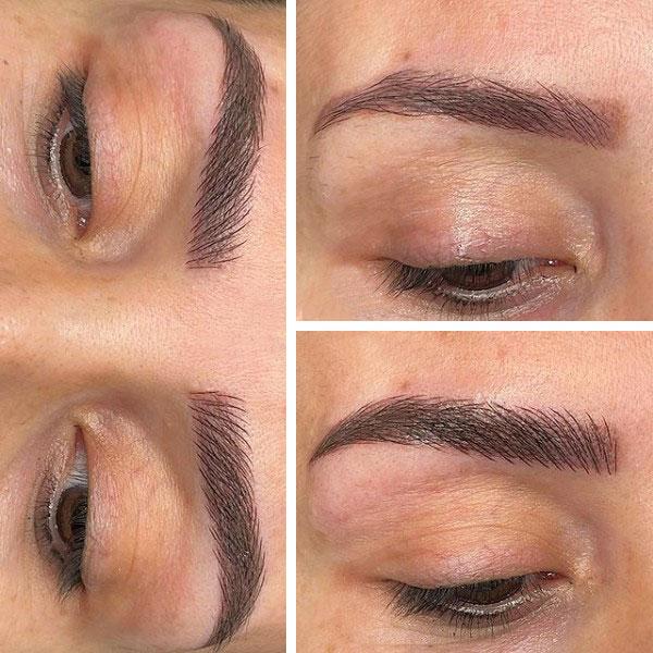 آموزش آرایش دائم فنی حرفه ای